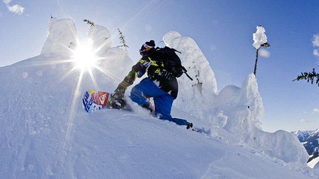 Snowboarding film: The Art of FLIGHT [Full HD]