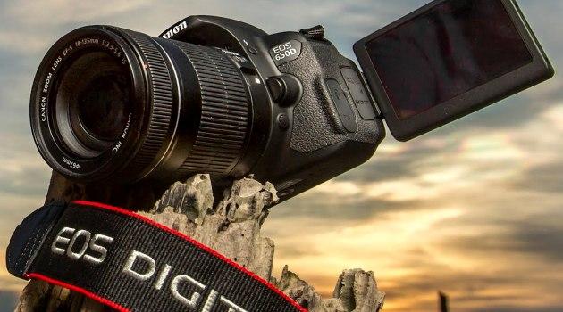 d1e4f6928 Spoločnosť Canon oznámila, že vyrobila chybnú sériu digitálnych zrkadloviek,  ktoré môžu spôsobiť pri kontakte s pokožkou alergickú reakciu.