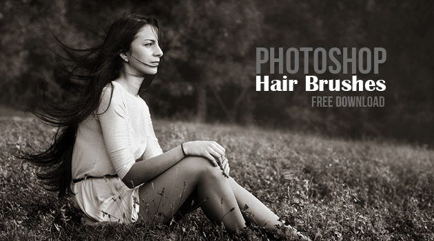 photoshop-hair-brushes-free-download