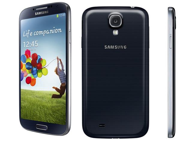 Samsung Galaxy S4 čierny black