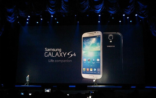 Samsung Galaxy S4 unpacked 2013 New York