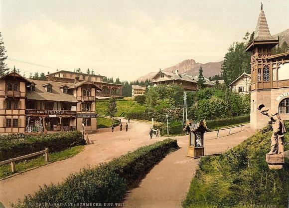 Vysoké Tatry historické fotografie 02