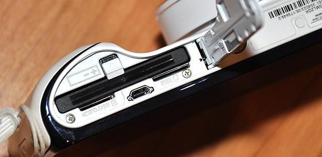 Sloty pre microSIM, microSD kartu, batériu a mini HDMI