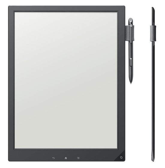 SONY e-ink tablet