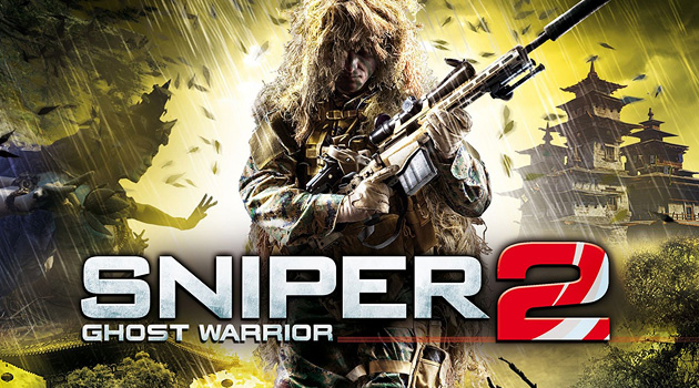 Sniper Ghost Warrior 2 Logo
