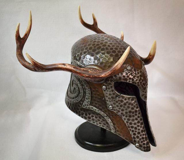 skyrim helm 12