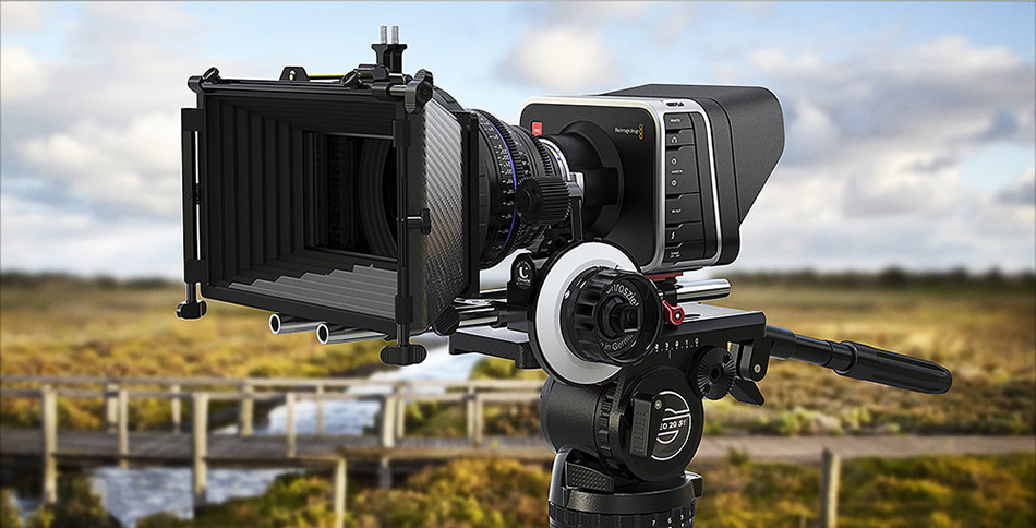 black magic cinema camera