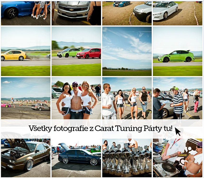 carat tuning party foto album