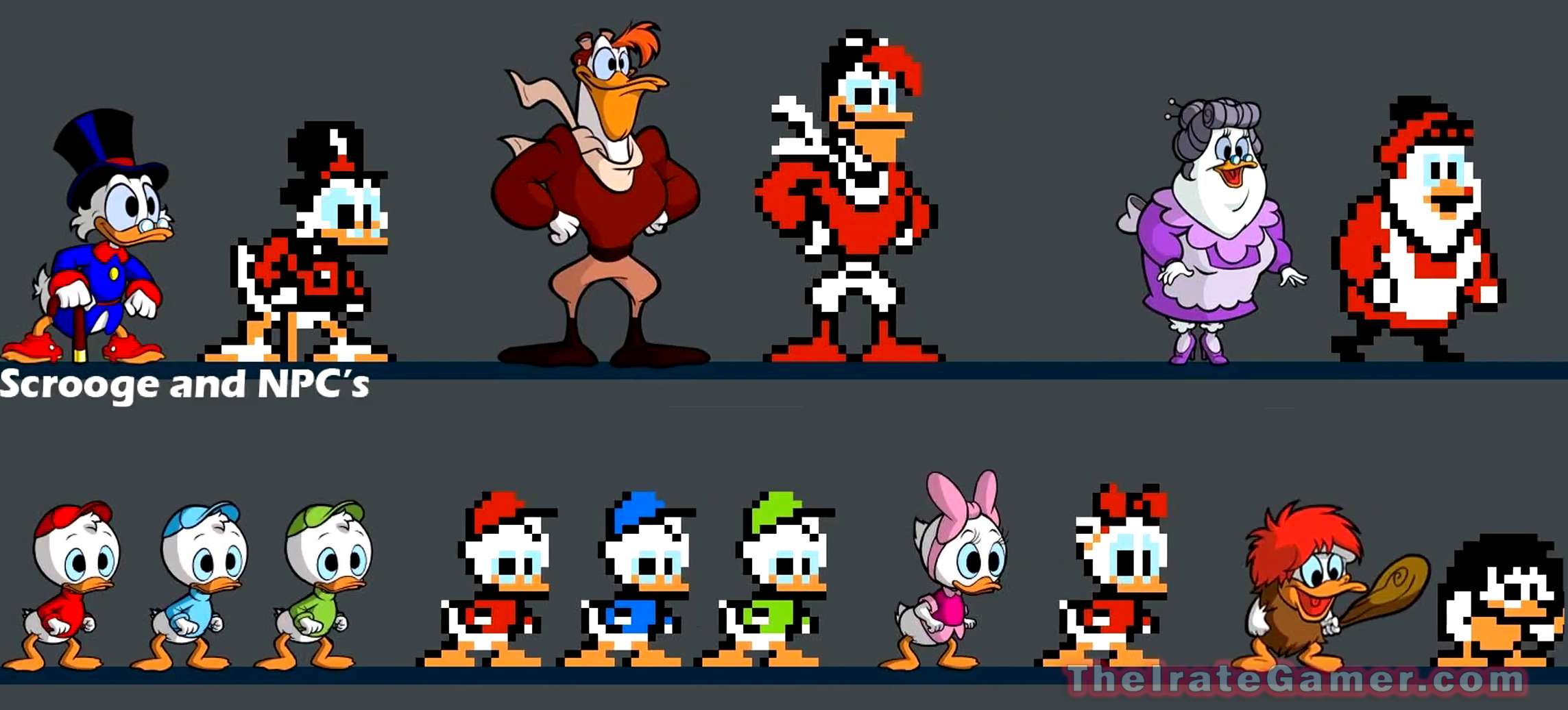 Ducktales-Remastered-NPC-character-roster-Wubba-duck