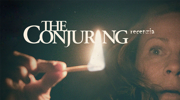 V zajeti demonu - The Conjuring