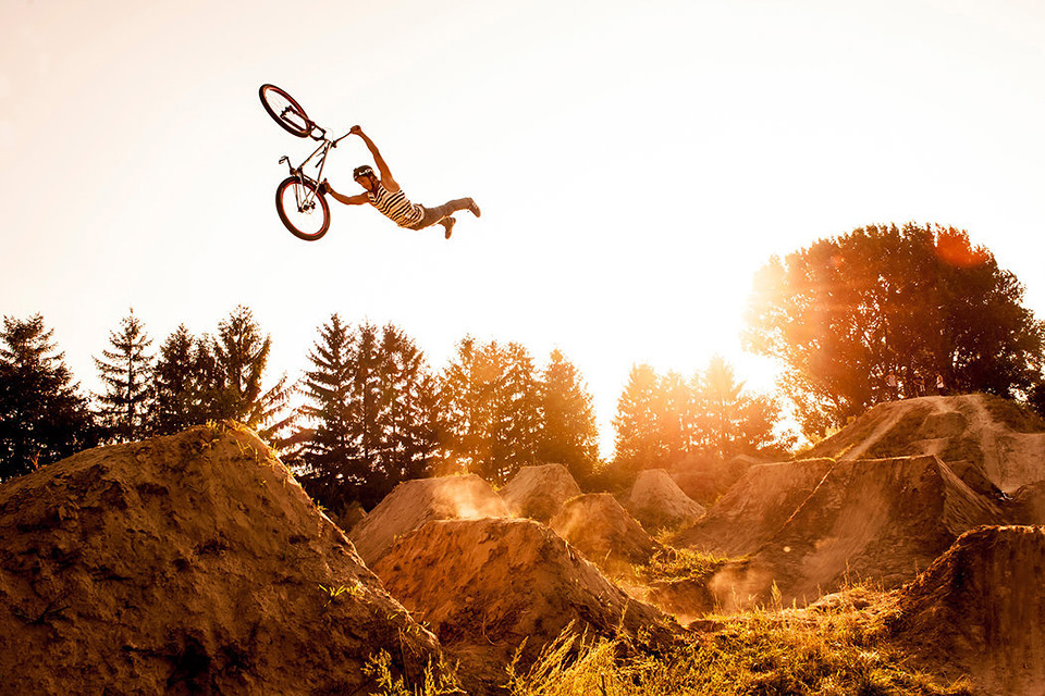 foto: Christoph Laue, jazdec: Yannick Romswinckel, miesto: Zwingenberg, Nemecko