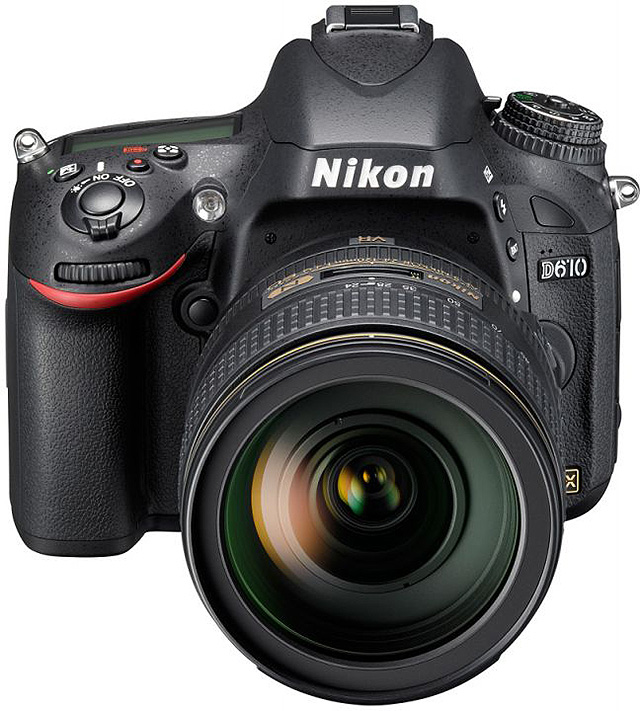Zrkadlovka Nikon D610