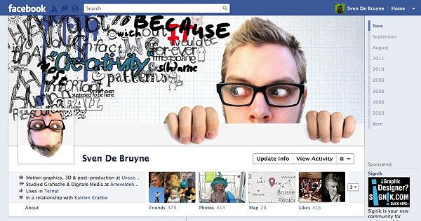 facebook cover photo creative example 06