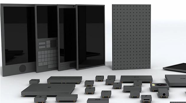 Modular LEGO-Like Smartphone