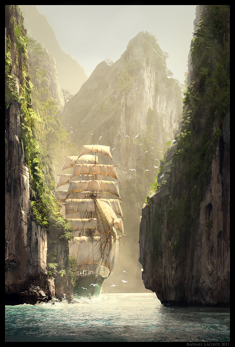 Assassins Creed IV Black Flag Concept Art 02