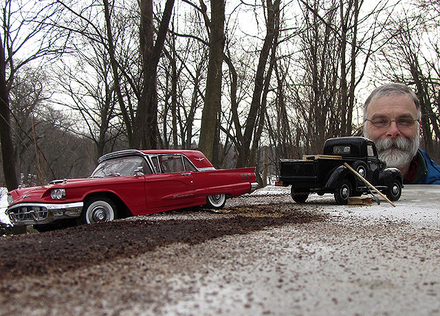 photo perspective - model cars 01