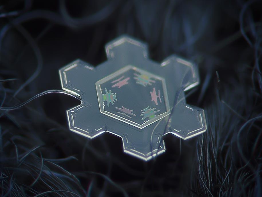 snowflake closeup alexey kljatov 06