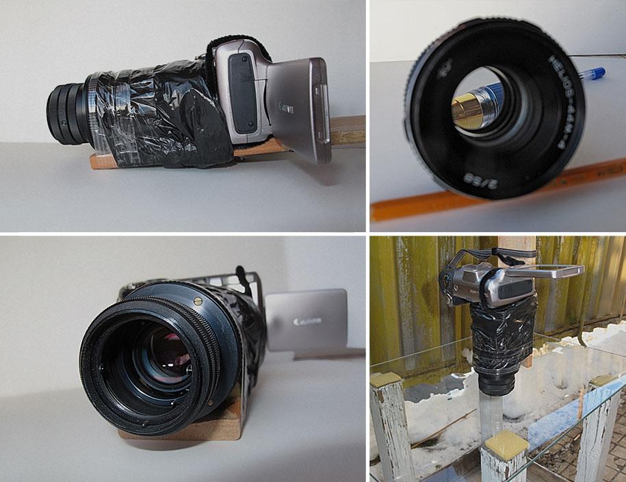 snowflake closeup diy alexey kljatov - setup hardware