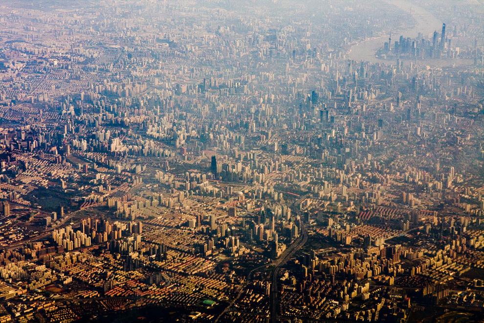 mesto z vtacej perspektivy 13 - sanghai