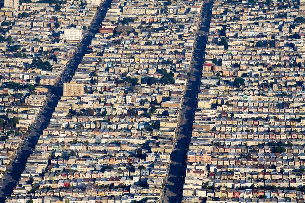 mesto z vtacej perspektivy 17 - san francisco
