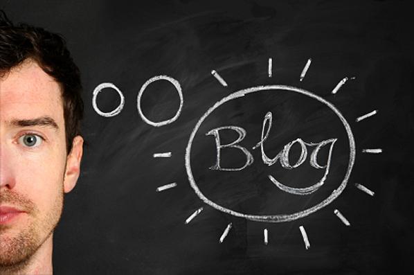 ako zarobiť na internete - bloger