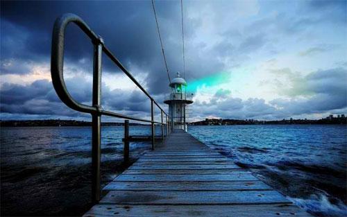 maják pozadie 01 - Lighthouse Sydney
