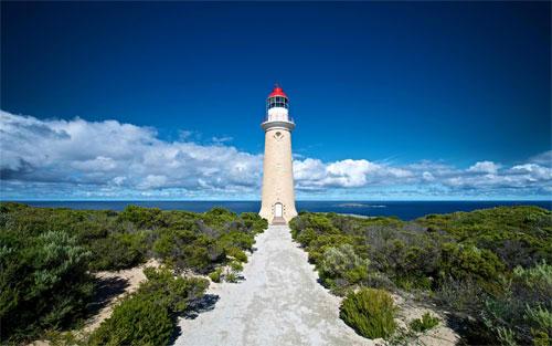 maják pozadie 08 - Lighthouse island
