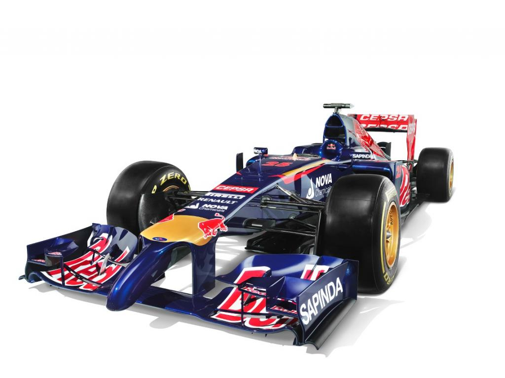 nové monoposty F1 2014 redbull