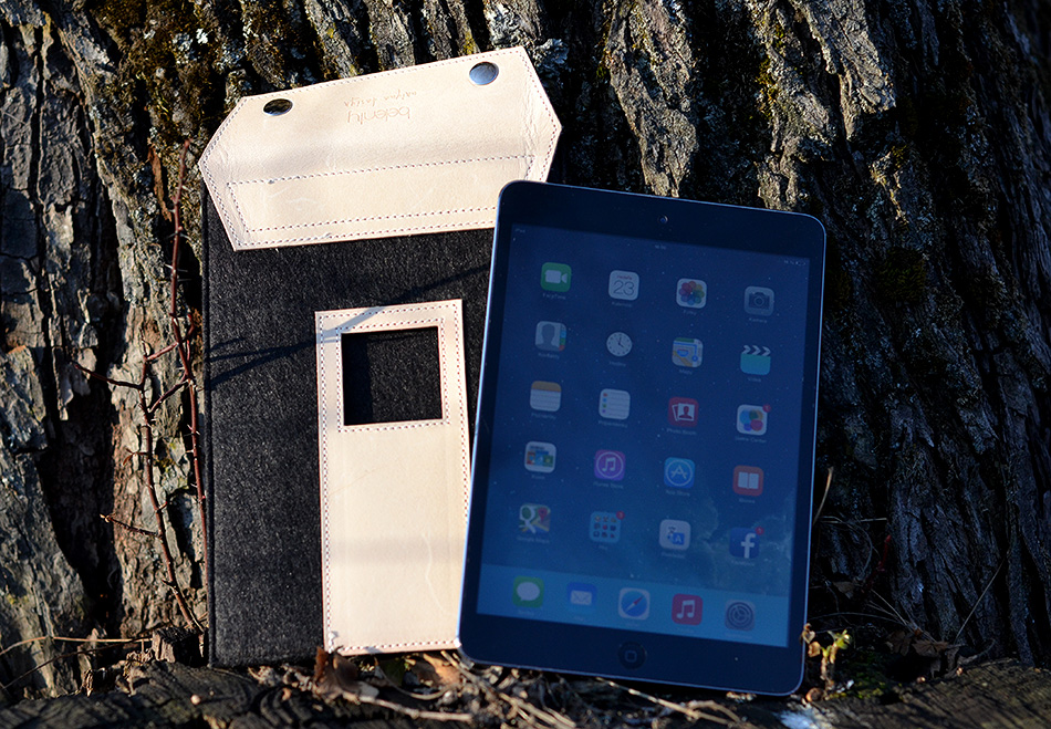 iPad mini puzdro handmade belenty 09
