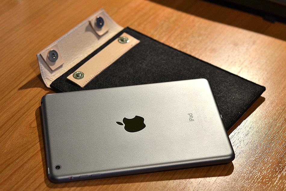 iPad mini puzdro handmade belenty 11