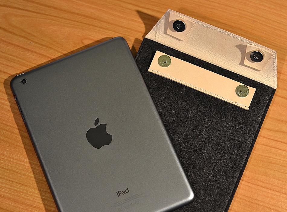 iPad mini puzdro handmade belenty 12