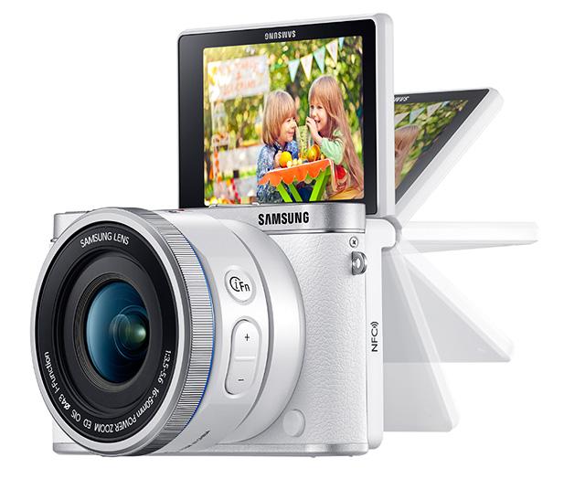 Samsung NX3000 white