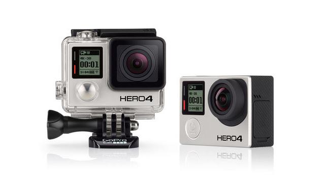 nova GoPro 4 kamera