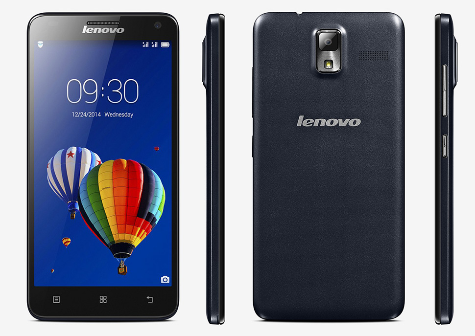 Lenovo S580 Dual SIM photo