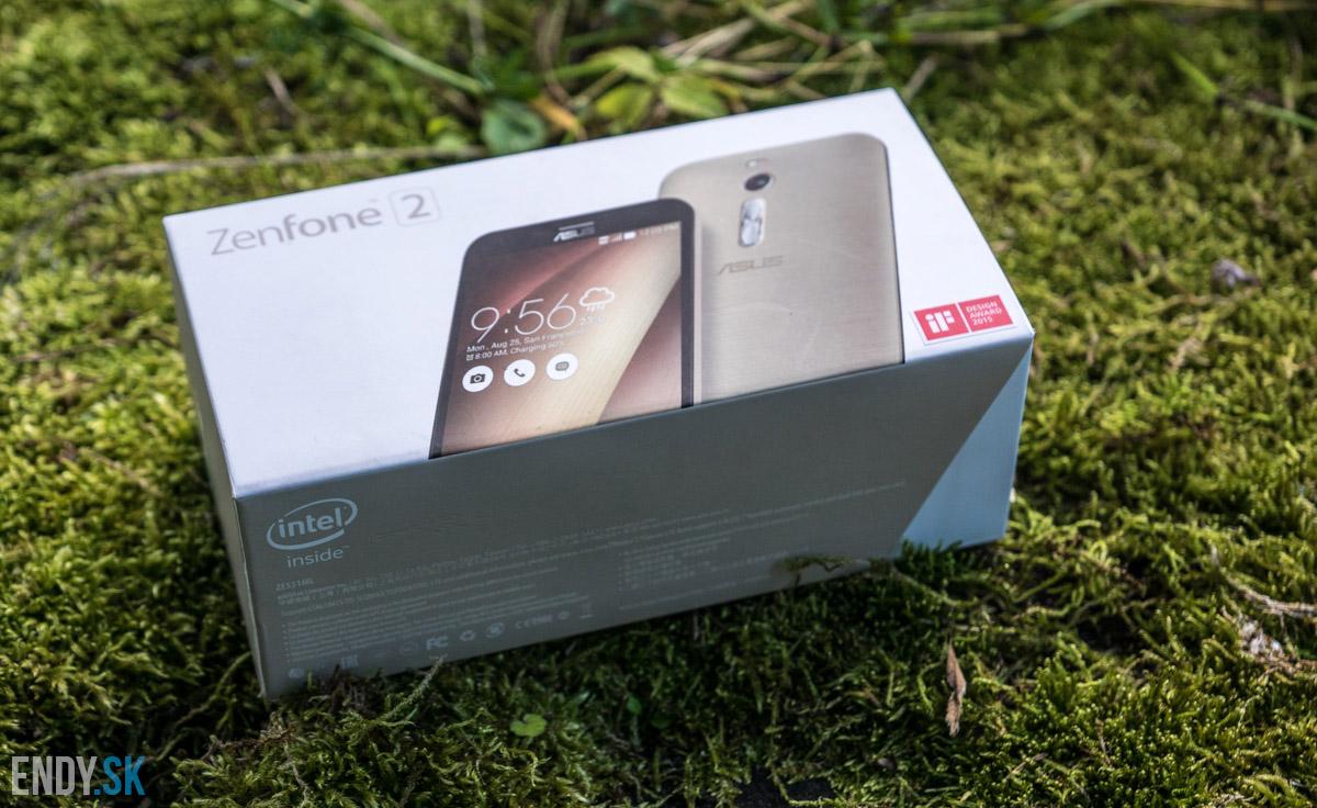 Asus ZenFone 2 unboxing