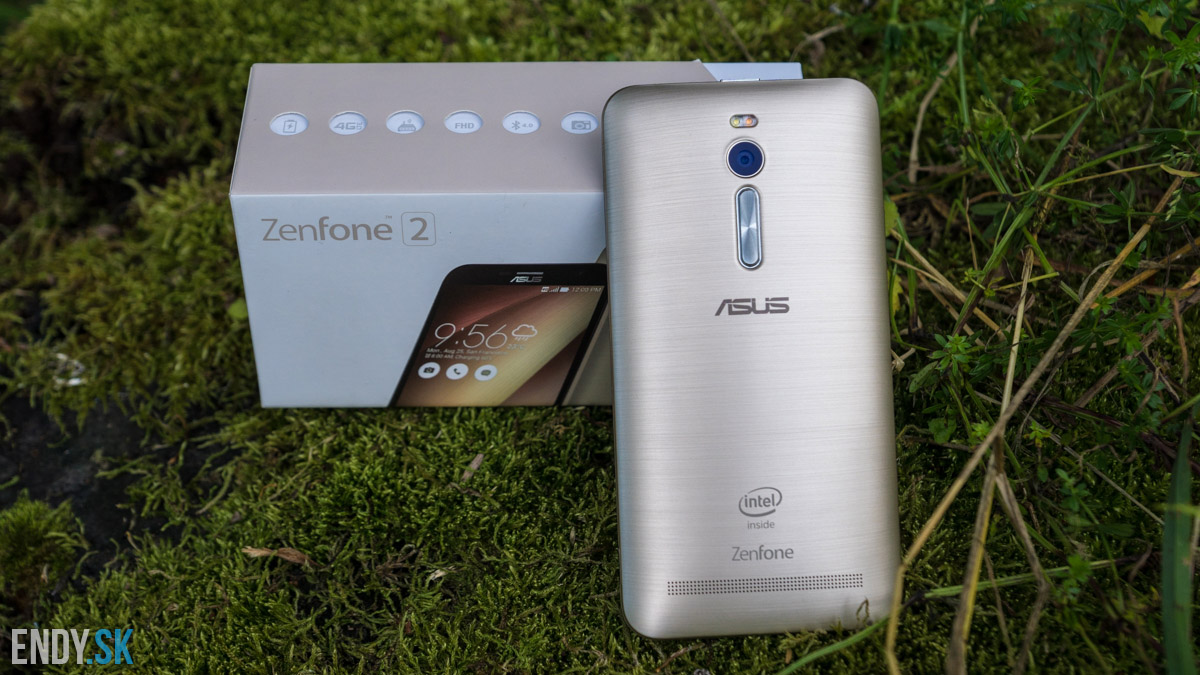 Asus ZenFone 2 unboxing review