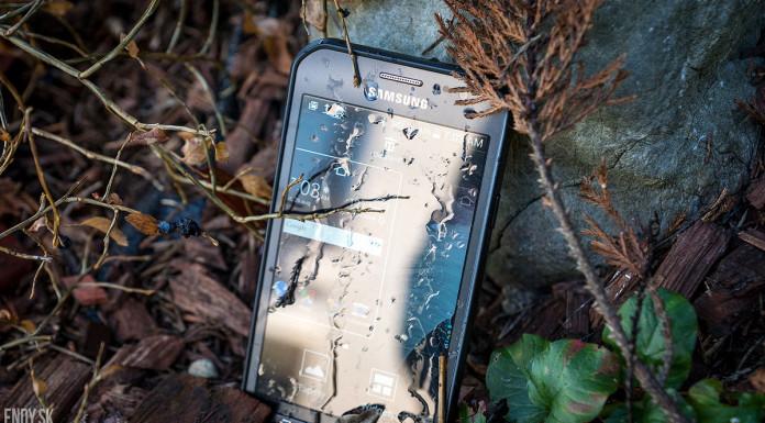 Samsung Galaxy Xcover 3 watter