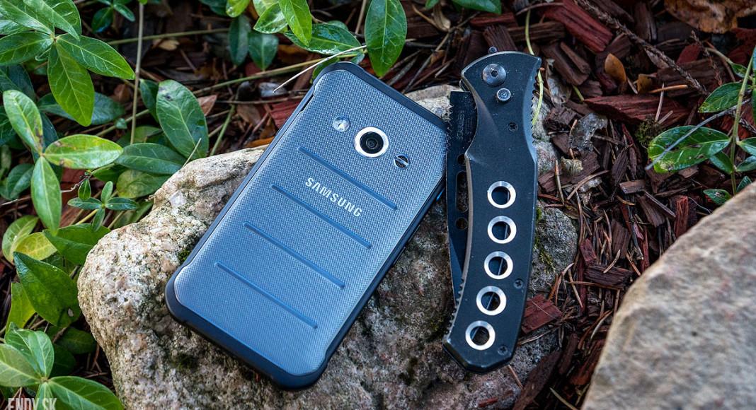 Smasung Galaxy Xcover 3 recenzia
