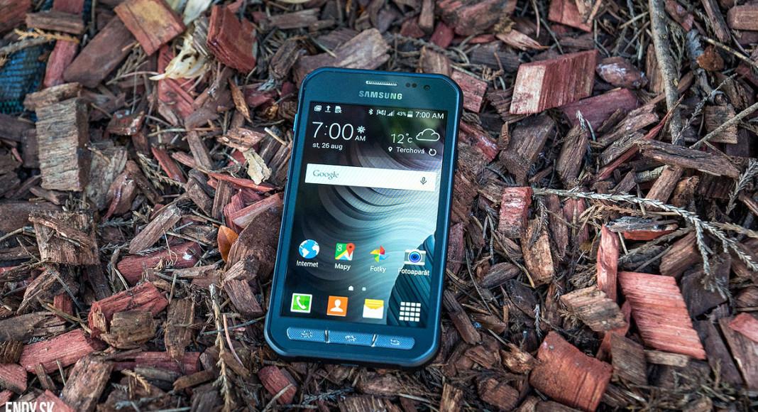 Samsung Galaxy Xcover 3 resolution