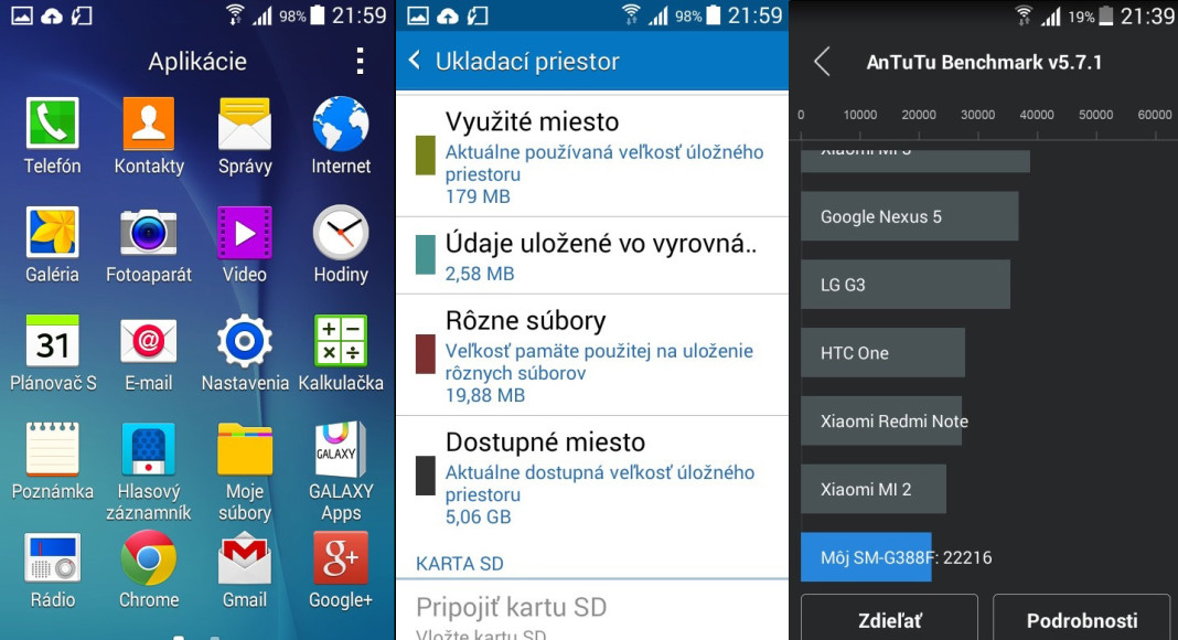 xcover 3 android