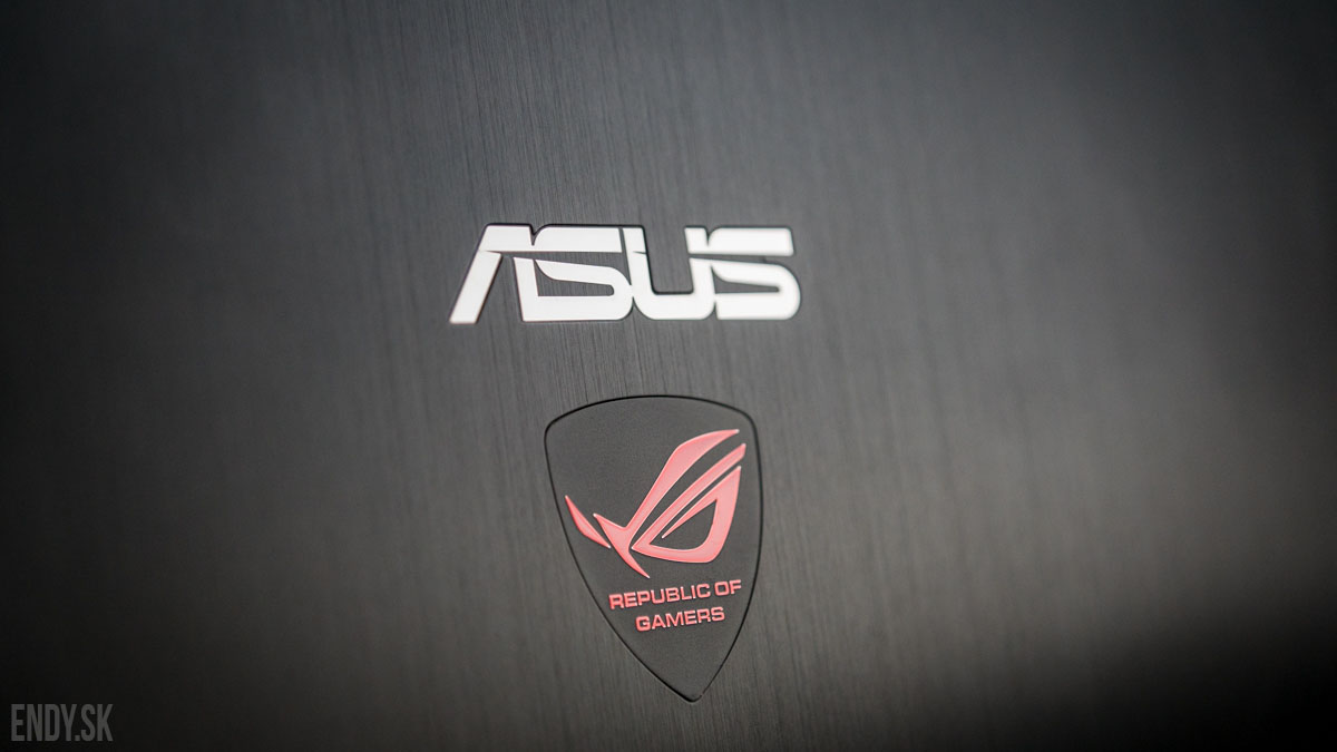 ASUS ROG: rRepublic of Gamers