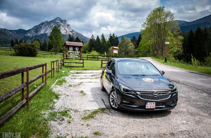 Opel Astra K recenzia test
