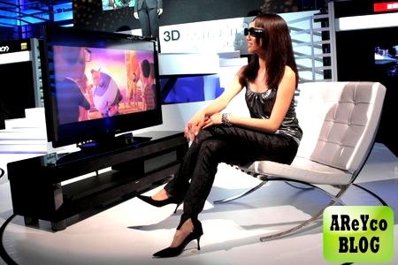 3D Televízor bol predstavený v LAS VEGAS