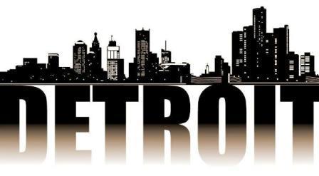 Autosalón v Detroite