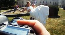 Jaroslav Repta: Svadba očami fotografa [BTS video]
