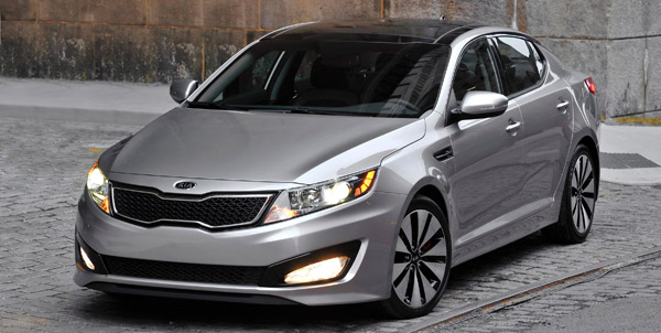 "Kia Optima 2011: ""One Epic Ride"" #video"