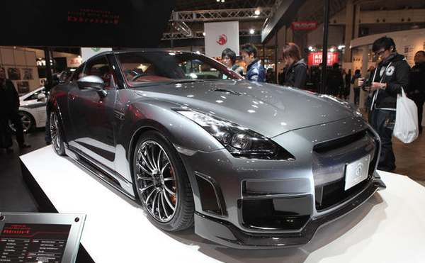 Tommy Kaira Nissan GT-R