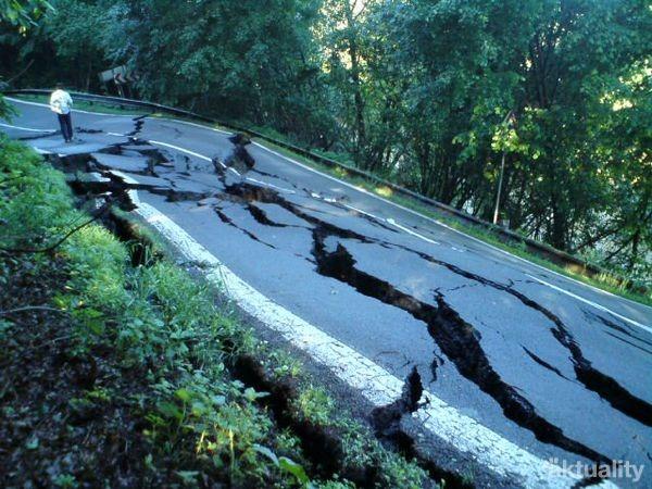 Povodne na Slovensku zanechali spúšť